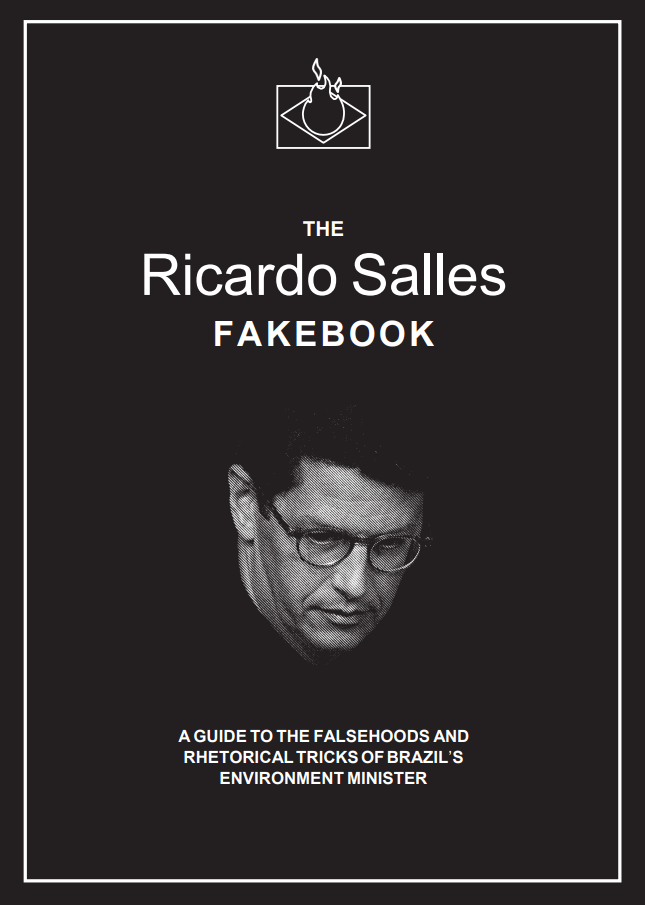 THE Ricardo Salles FAKEBOOK