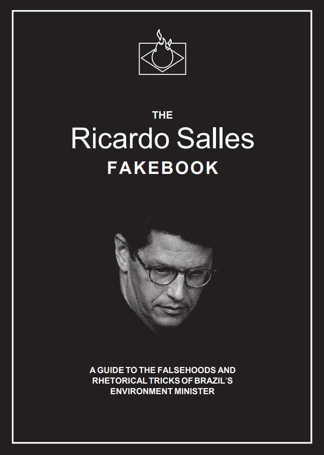 THE Ricardo Salles FAKEBOOK