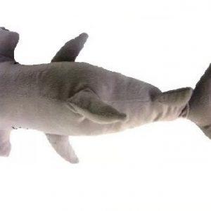 Tubarão Martelo médio de pelúcia