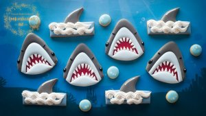 Cookie Sharks!